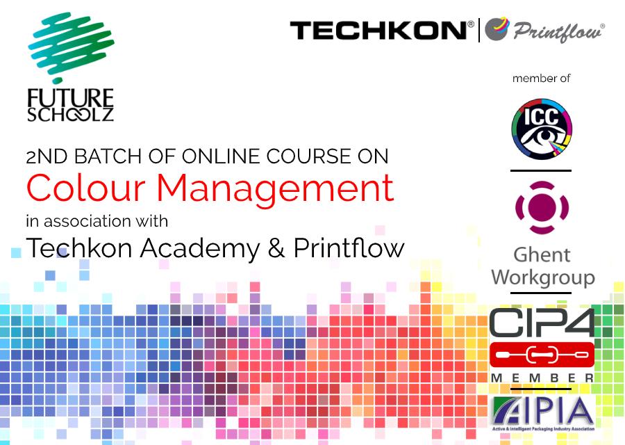 Colour Management Short Term Course – November, 2020