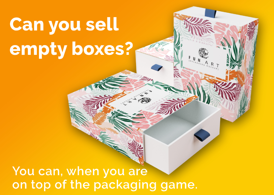Enter Packaging business, the right way