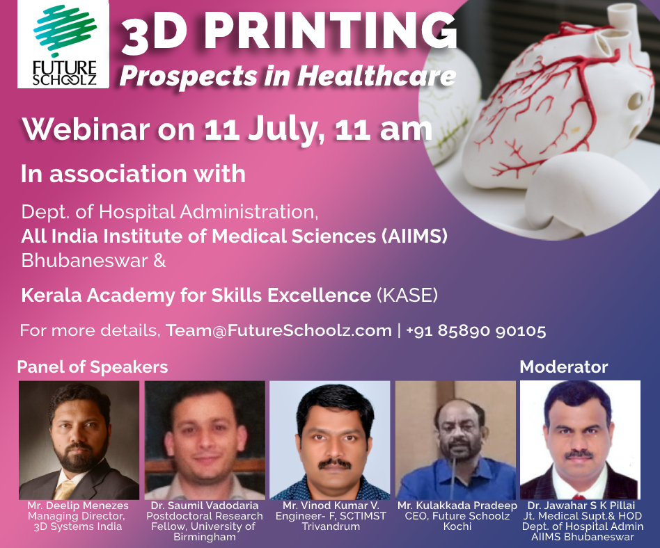 3D Printing – Prospects in Healthcare